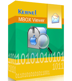 Kernel MBOX Viewer